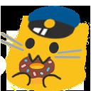 blobcatpolicedonut